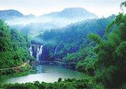 万盛青山湖湿地公园