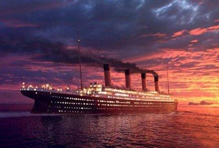 永不沉没的泰坦尼克